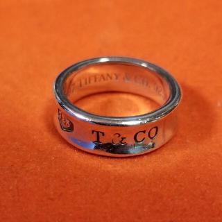 ティファニー(Tiffany & Co.)のティファニーリング 17号(リング(指輪))