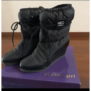 アディダス(adidas)のadidas スノーブーツ(ブーツ)