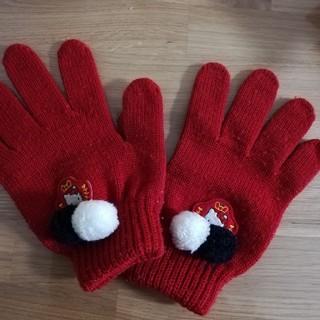 ハローキティ(ハローキティ)のレトロ キティ 手袋(手袋)