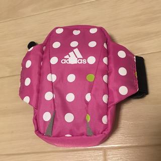 アディダス(adidas)のアディダス☆アームポーチ☆ランニング(その他)