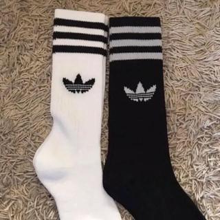 adidas - adidas 靴下 アディダス オリジナルス ソックス 27〜29 新品