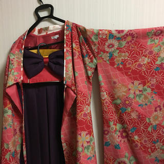 キャサリンコテージ(Catherine Cottage)の卒業式 女児 袴 150cm(和服/着物)