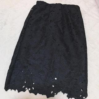 シネマクラブ(CINEMA CLUB)のシネマクラブ スカート(ひざ丈スカート)