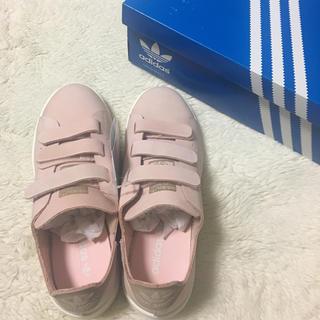 アディダス(adidas)の新品☆adidas☆STAN SMITH OP CF W (スニーカー)
