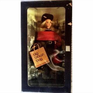 バービー(Barbie)のバービー ダナキャランニューヨークコラボドール/Barbie/DKNY/レアモノ(ぬいぐるみ/人形)