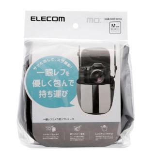 エレコム ELECOM 一眼 カメラ用ソフトケース DGB-S020 Mサイズ(ケース/バッグ)