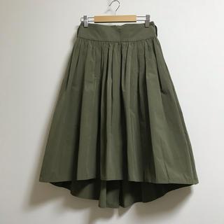 デミルクスビームス(Demi-Luxe BEAMS)のさんま様専用『デミルクスビームス』フレアスカート (ひざ丈スカート)