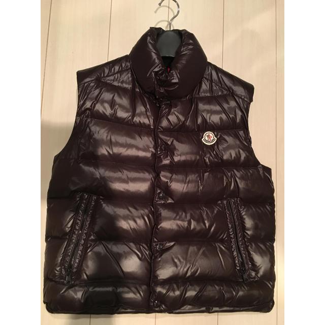 MONCLER(モンクレール)の美品‼️モンクレール TIBダウンベスト メンズのジャケット/アウター(ダウンベスト)の商品写真