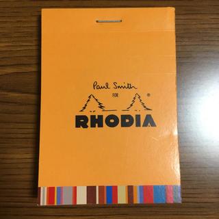 ポールスミス(Paul Smith)のポールスミス for ロディア Paul Smith for RHODIA(ノート/メモ帳/ふせん)