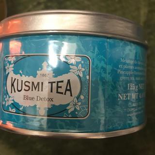 KUSUMI TEA エクスピュアインテンス ブルーデトックス 125g(茶)