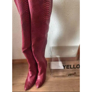 イエローブーツ(Yellow boots)のYELLO DRAKO LONG(ブーツ)