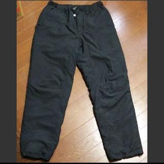 コロンビア(Columbia)のColumbia コロンビア ウィンターパンツ 中綿 美品 L ブラック(ウエア)