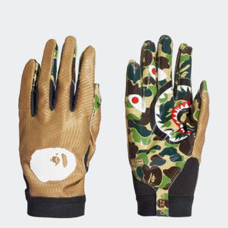 アディダス(adidas)のadidas GLOVES BAPE SB CAMO L(手袋)