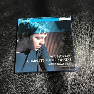 モーツァルト ピアノソナタ 全集 CD 5枚組 ピリス 送料無料(クラシック)
