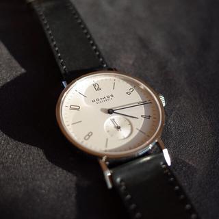 ユンハンス(JUNGHANS)のnomos タンジェント 35mm(腕時計(アナログ))
