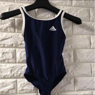 アディダス(adidas)の新品 アディダス 女の子 水着  110cm(水着)