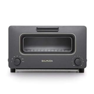 バルミューダ(BALMUDA)の(うっちー様専用)バルミューダ  トースター【ブラック】(ホームベーカリー)