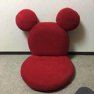 ディズニー(Disney)のミッキー 座椅子(座椅子)