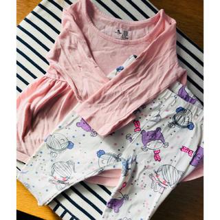 ギャップ(GAP)のGAP 6-12  Tシャツ&レギンスセット(シャツ/カットソー)