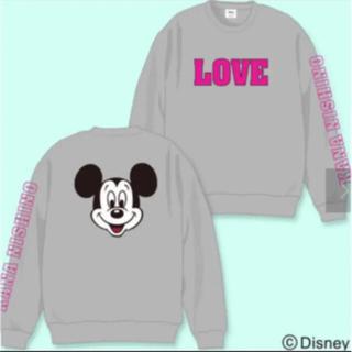 ディズニー(Disney)の美品 西野カナ ディズニーコラボ スウェット  L(ミュージシャン)