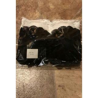 【新品】2枚セット黒白チューブブラ 見せブラ(ブラ)