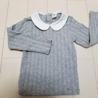 アカチャンホンポ(アカチャンホンポ)の一度のみ☆アカホントップス 100(Tシャツ/カットソー)