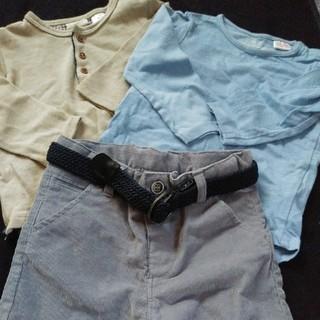 ザラ(ZARA)のZARAbabyセット(Tシャツ/カットソー)