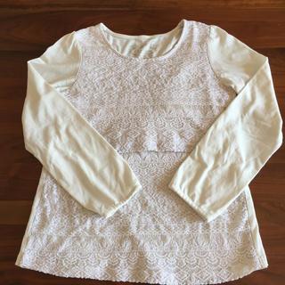 アカチャンホンポ(アカチャンホンポ)の授乳服 マタニティ  カットソー M(マタニティトップス)