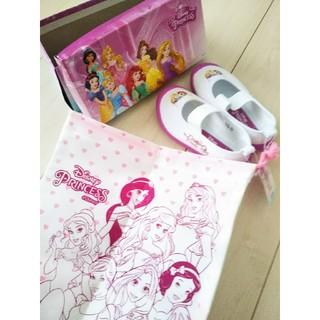 ディズニー(Disney)の激安プリンセス上靴(スクールシューズ/上履き)