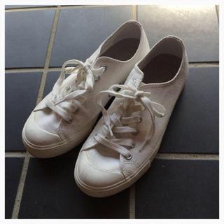 無印良品ベビー靴