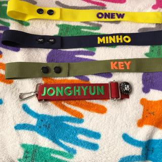 シャイニー(SHINee)のSHINeeネームタグ(K-POP/アジア)