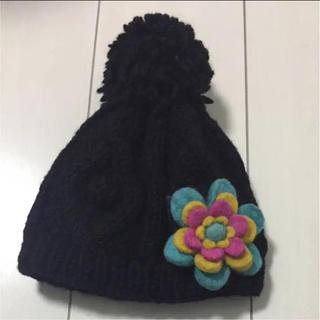 キッズフォーレ(KIDS FORET)のkidsforet ニット帽(帽子)