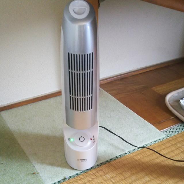 macros(マクロス)のタッチスリムエアクリーナー スマホ/家電/カメラの生活家電(空気清浄器)の商品写真