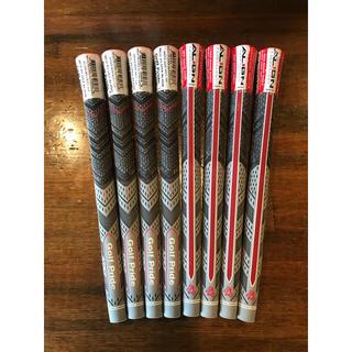 ゴルフプライド(Golf Pride)の8本セット ゴルフプライド アライン ゴルフ グリップ リッキーファウラー(その他)