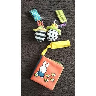 サッシー(Sassy)のラトル ベビー おもちゃ シャカシャカ (がらがら/ラトル)
