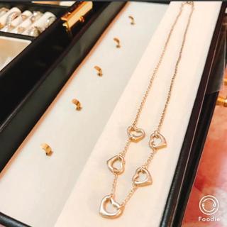 official photos 60862 1c23a ティファニー ペアブレスレット ネックレスの通販 1点   Tiffany ...