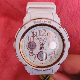 ベビージー(Baby-G)のBaby-G ベイビージー 時計 クリスマス限定ペアウォッチ(腕時計(アナログ))
