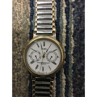 アルバ(ALBA)のALBA腕時計(5BAR)(腕時計(アナログ))