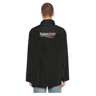 バレンシアガ(Balenciaga)の定価22万 BALENCIAGA ナイロンパーカ(ナイロンジャケット)