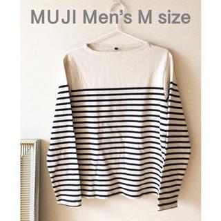 ムジルシリョウヒン(MUJI (無印良品))の無印良品 ボーダーカットソー (Tシャツ/カットソー(七分/長袖))