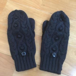 ムジルシリョウヒン(MUJI (無印良品))の無印 ニット手袋(手袋)