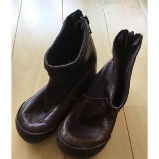 ズーム(Zoom)のZOOM 16cm ブーツ(ブーツ)
