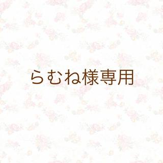 らむね様専用 ※樹脂フック(クリア)(ピアス)