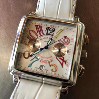 フランクミュラー(FRANCK MULLER)のフランクミュラー クオーツ(腕時計)