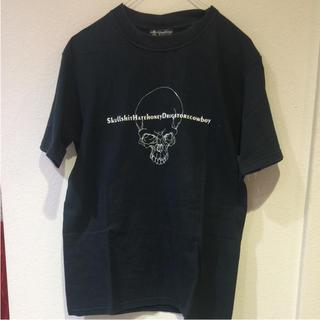 スカルシット(SKULL SHIT)のtシャツ ロック ユーズド スカルシット(Tシャツ/カットソー(半袖/袖なし))