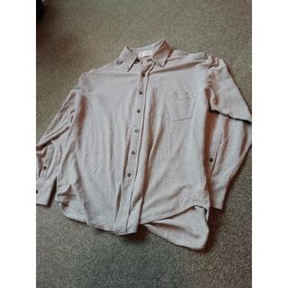 ブルネロクチネリ(BRUNELLO CUCINELLI)の美品 ブルネロクチネリ ボタンダウン シャツ M(シャツ)