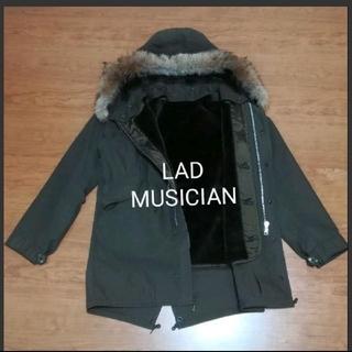 ラッドミュージシャン(LAD MUSICIAN)の試着のみ  定価¥94500  LAD MUSICIAN モッズコート(モッズコート)
