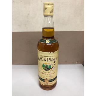 【古酒】オリジナル マッキンレー 5年(ウイスキー)