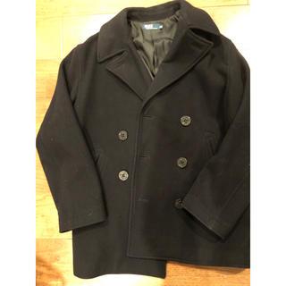 ポロラルフローレン(POLO RALPH LAUREN)のPOLO RALPH LAUREN Pコート ブラック(ピーコート)