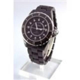 H1626 J12 メンズ セラミック 自動巻き(ブラック)(腕時計(アナログ))